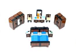 Lego Bedrooms Lego Ideas Minifig Furniture Bedroom