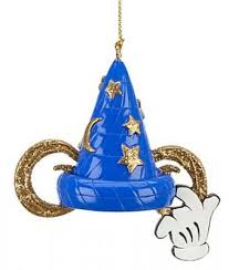 sorcerer s hat walt disney world resort ornament from our