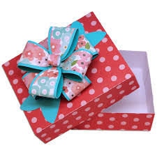 gift boxes with bow bits of paper gift box with bow