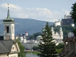 Wohnzimmer W Zburg Fr St K Church Hill Salzburg Fewo Direkt