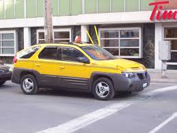 pontiac aztek yellow topworldauto u003e u003e photos of pontiac aztek photo galleries