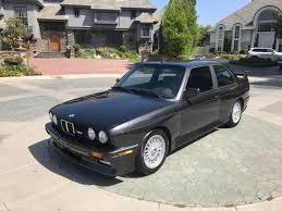 1988 bmw 3 series e30 m3 coupe classicregister
