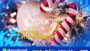videohive merry christmas gold free download free effects