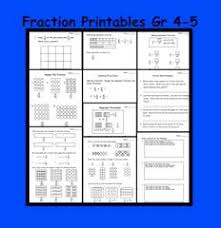 fraction and ratio word problems all standards and all operations