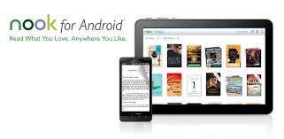 nook for android and noble optimizes nook app for android powered tablet pcs