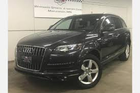 mn audi used audi q7 for sale in paul mn edmunds