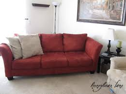 Couch Furniture Creates Clean Foundation That Complements Decorating