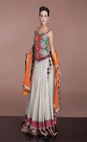pakistani bridal dresses 2014 for walima for nikha red and white