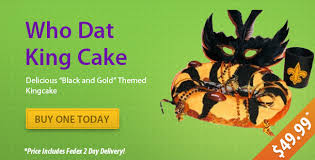 new orleans king cake delivery mardi gras king cake new orleans king cake shipped direct to you
