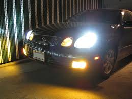 lexus gs300 tampa fl which do you prefer yellow fog lights or clear fog lights page
