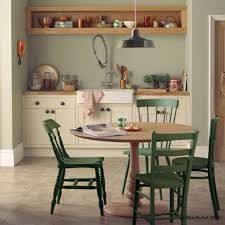 gorgeous kitchen overtly olive and natural hessian walls white