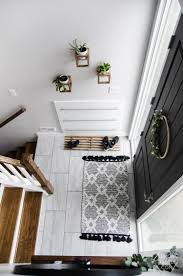 bi level home interior decorating diy split level entry makeover i love this entry the oversize