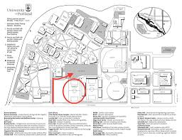 Colorado State University Campus Map by University Of Portland Campus Map July14 Large Jpg