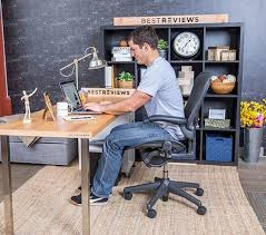 5 best office chairs oct 2017 bestreviews