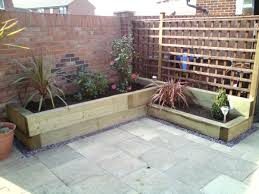 How To Build A Raised Flower Bed Stylish Wooden Raised Flower Beds Google Image Result For