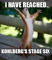 Six Picture Meme Maker - meme creator i have reached kohlberg s stage six meme generator at