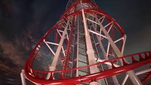 the world u0027s tallest roller coaster opens in 2018 youtube