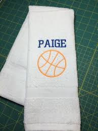 7 best personalized basketball towels images on