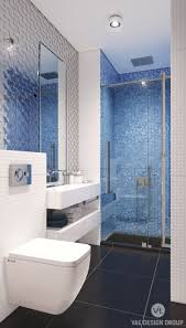 Decorating Ideas For Bathroom by Best 25 Blue Minimalist Bathrooms Ideas On Pinterest Bath Room