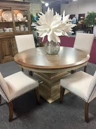 normandy pedestal dining table from dutchcrafters amish furniture
