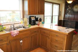How To Organize Your Kitchen Countertops Kitchen Counter Organization Creative Home Keeper