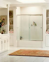Sliding Shower Doors For Small Spaces Shower Doors For Your Modern Bath Room Naindien