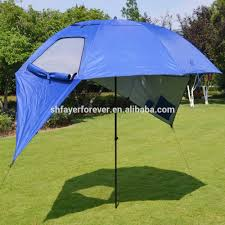 Beach Shade Umbrella 8 Panels Portable Beach Umbrella Shelter Works As A Sport Or