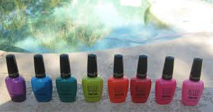 milani nail lacquer neon makeup and beauty blog talkingmakeup com