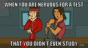 Test Meme - nervous for the test meme by sweet cinnamon23114 on deviantart