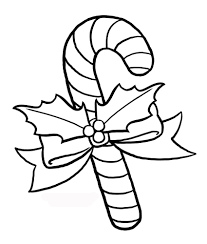 candy cane coloring pages snapsite me