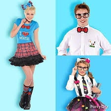 Nerd Halloween Costume Ideas Cute Nerds Costumes Halloween Nerd Costumes