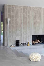 best 25 concrete fireplace ideas on pinterest modern fireplace