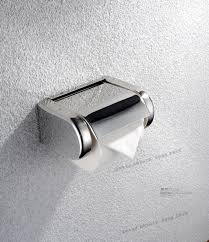 2017 toilet paper holders 304 stainless steel bath accessories