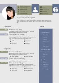 Creative Resumes Templates Design Haven Creative Cv Resume Template A4 Portrait