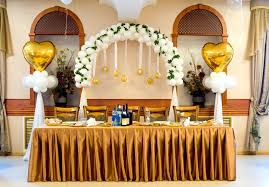 table decor ideas for functions 6 wedding balloon decoration ideas you can t miss