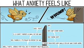 Anxiety Meme - what anxiety feels like weknowmemes