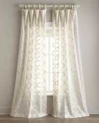 Embroidered Sheer Curtains Style Curtain Sheers Simply Filtering Light Or
