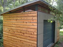 diy modern shed project schuppen projekte und selber machen