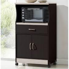 modern contemporary kitchen islands carts you love wayfair mae microwave cart