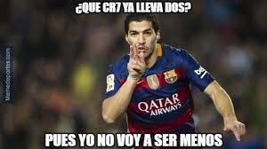 Memes De Cristiano Ronaldo - suarez vs cristiano ronaldo los mejores memes del granada bar礑a y
