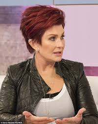 back view of sharon osbourne haircut sharon osbourne hairstyles 2017 photos celebrity hairstyle 2018