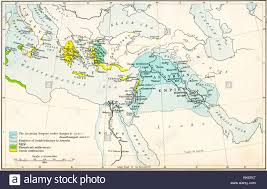 Mia Terminal Map Mediterranean Region Map Stockfotos U0026 Mediterranean Region Map