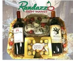 fresh market gift baskets custom gift basket randazzo fresh market randazzo fresh market