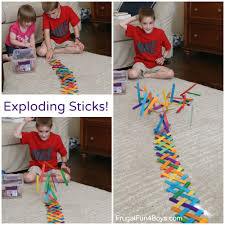 Where Can I Buy Lollipop Sticks Build A Chain Reaction With Popsicle Or Craft Sticks