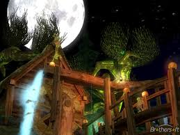 3d halloween screen savers goblins halloween festival 3d whether young or young at heart
