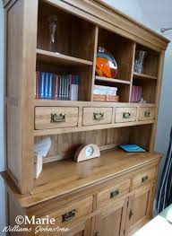 Solid Oak Buffet by My Dining Room Craft Storage Solutions Hubpages