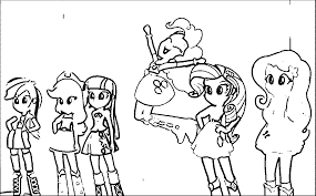 my little pony christmas coloring pages my little pony new equestria girls coloring pages coloring home