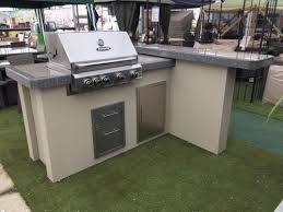 kitchen island grill outback bbq bar outdoor kitchen island and 4 burner stainless steel