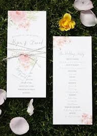 customized wedding programs 40 best invitations images on wedding programs coding