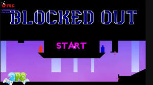 blocked out 2 player game mini games series blocked out y8